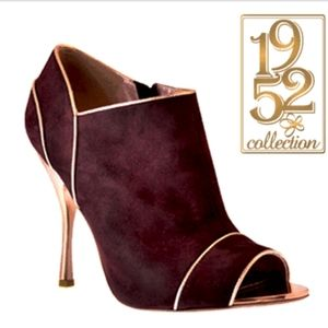 Town shoes 1952 collection